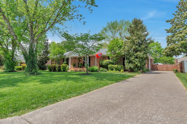 2911 Regency Park Dr, Murfreesboro, TN 37129 (MLS #RTC2036044) :: RE/MAX Choice Properties