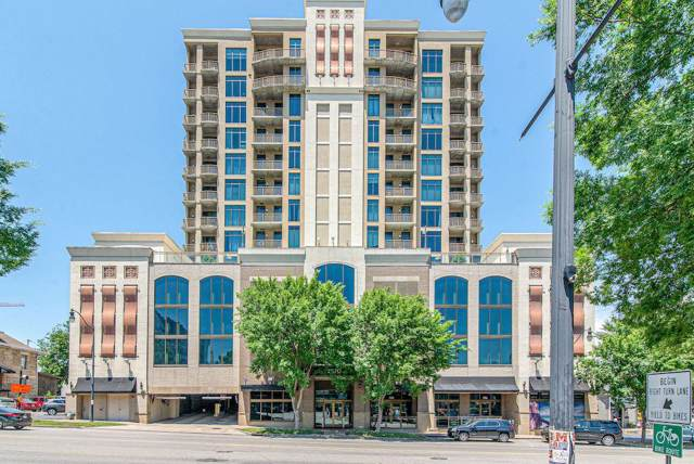 1510 Demonbreun St Apt 511, Nashville, TN 37203 (MLS #RTC2025553) :: Team Wilson Real Estate Partners