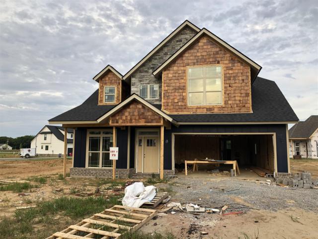 305 Lowline Dr Lot 73, Clarksville, TN 37043 (MLS #RTC2046500) :: Village Real Estate