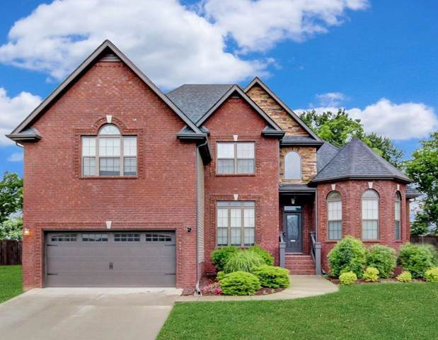 3722 Windmill Drive, Clarksville, TN 37040 (MLS #RTC2050767) :: Cory Real Estate Services