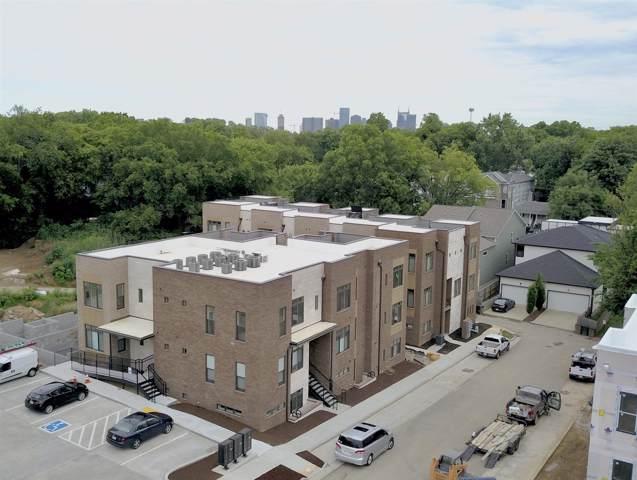 514 Southgate Ave Lot #31, Nashville, TN 37203 (MLS #RTC2050851) :: Team Wilson Real Estate Partners