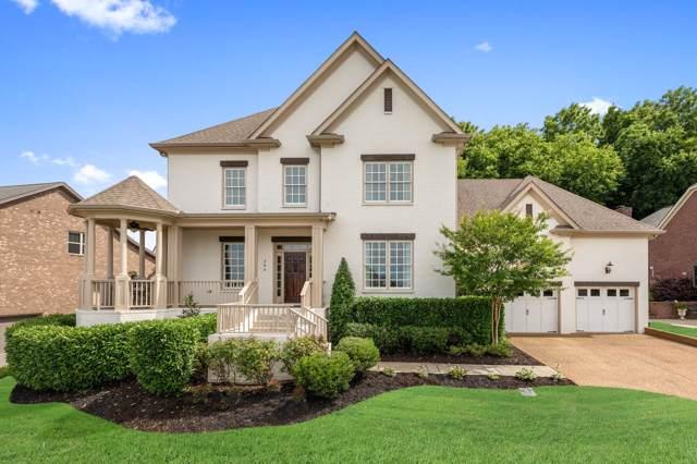 289 Snowden St W, Franklin, TN 37064 (MLS #RTC2051003) :: Cory Real Estate Services