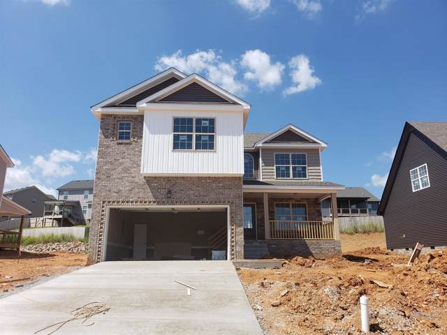835 Crestone Ln (Lot 80), Clarksville, TN 37042 (MLS #RTC2052354) :: FYKES Realty Group