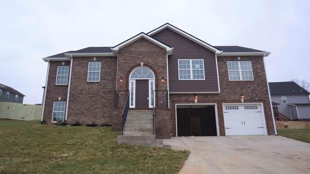 29 Kingstons Cove, Clarksville, TN 37042 (MLS #RTC2055089) :: RE/MAX Homes And Estates