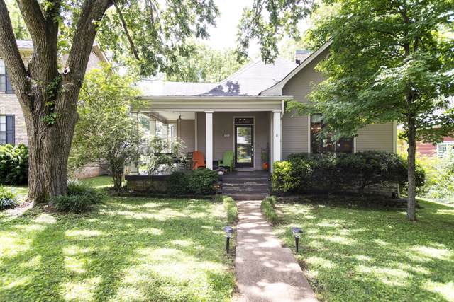 4609 Elkins Ave, Nashville, TN 37209 (MLS #RTC2055451) :: CityLiving Group