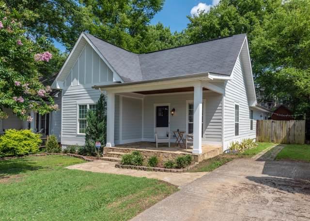 4606 Illinois Ave, Nashville, TN 37209 (MLS #RTC2057576) :: Fridrich & Clark Realty, LLC