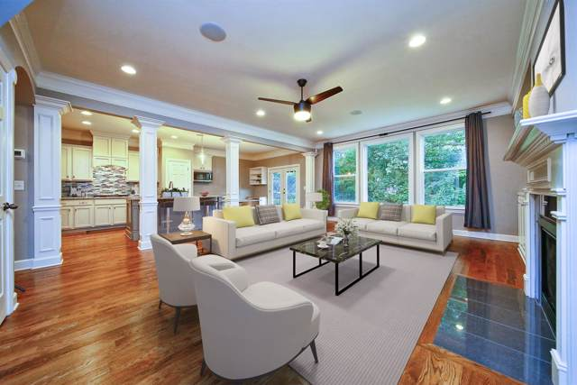 927 Coral Rd, Nashville, TN 37204 (MLS #RTC2059500) :: Armstrong Real Estate