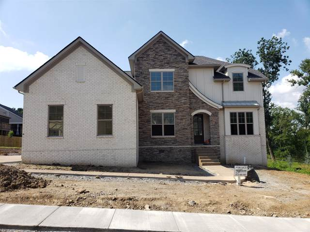 150 Fountain Brooke Drive, Hendersonville, TN 37075 (MLS #RTC2059557) :: Village Real Estate