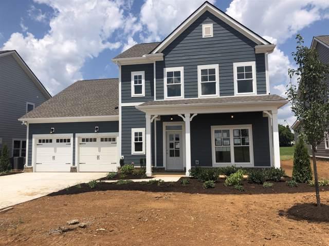 1243 Proprietors Pl #129, Murfreesboro, TN 37129 (MLS #RTC2061648) :: Ashley Claire Real Estate - Benchmark Realty