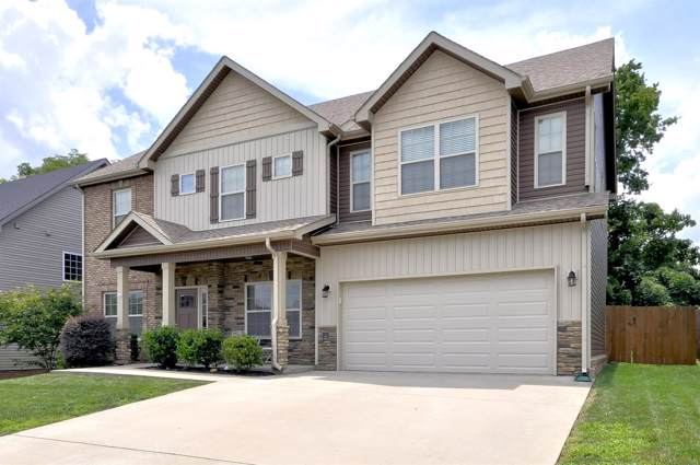 1340 Golden Eagle Way, Clarksville, TN 37040 (MLS #RTC2065430) :: REMAX Elite
