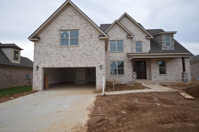 1018 Alpaca Drive (417), Spring Hill, TN 37174 (MLS #RTC2069641) :: The Group Campbell powered by Five Doors Network