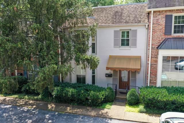 4400 Belmont Park Ter Apt 226 #226, Nashville, TN 37215 (MLS #RTC2072261) :: Village Real Estate