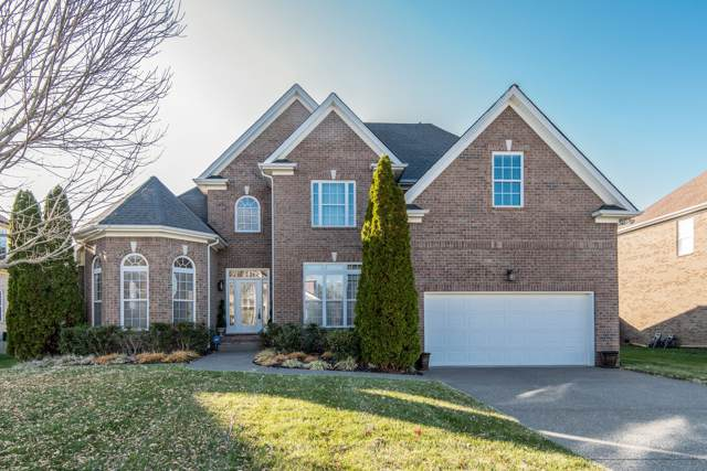 2834 Kaye Dr, Spring Hill, TN 37174 (MLS #RTC2072352) :: The Group Campbell powered by Five Doors Network
