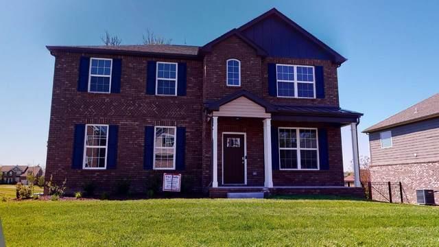 1065 Oakhall Dr, Mount Juliet, TN 37122 (MLS #RTC2081286) :: Nashville on the Move