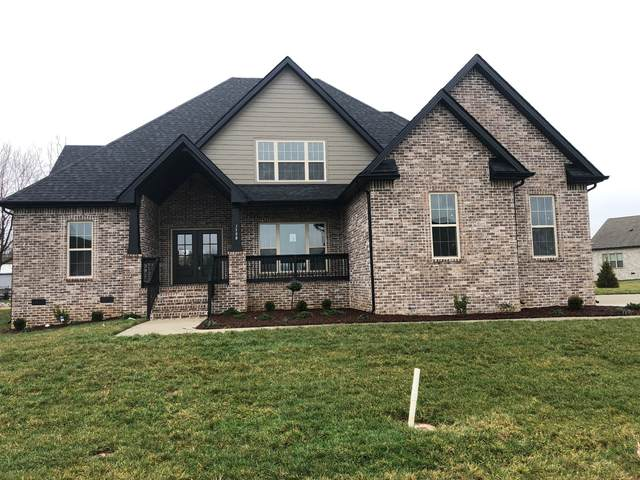 3 Savannah Glen, Clarksville, TN 37043 (MLS #RTC2083967) :: Team Wilson Real Estate Partners