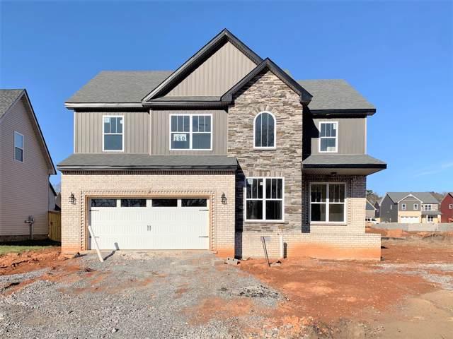 160 Locust Run, Clarksville, TN 37043 (MLS #RTC2090810) :: Village Real Estate