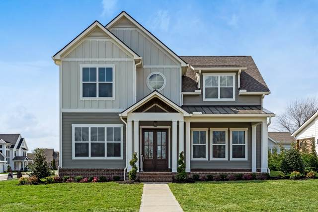 1017 Cantwell Place, Spring Hill, TN 37174 (MLS #RTC2095115) :: FYKES Realty Group