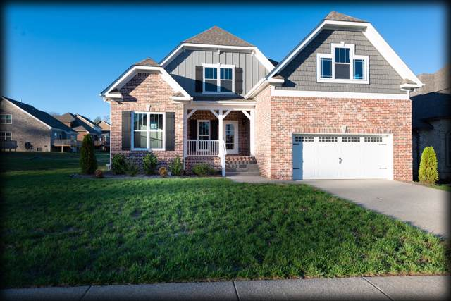 6044 Spade Drive Lot 260, Spring Hill, TN 37174 (MLS #RTC2095613) :: Village Real Estate