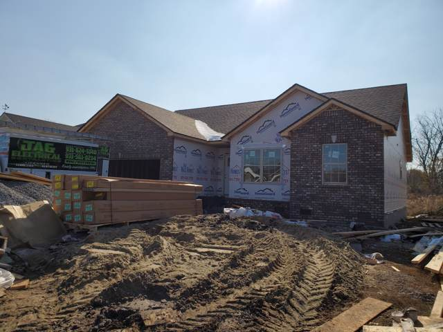 55 Rose Edd Estates, Oak Grove, KY 42262 (MLS #RTC2096439) :: Nashville on the Move
