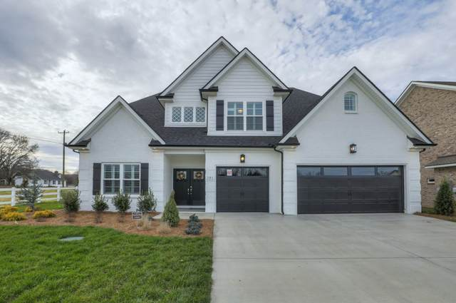 101 Beulah Rose Drive Lot 116, Murfreesboro, TN 37128 (MLS #RTC2097528) :: Team Wilson Real Estate Partners