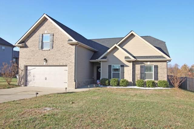 1145 Henry Place Blvd, Clarksville, TN 37042 (MLS #RTC2100462) :: Katie Morrell / VILLAGE