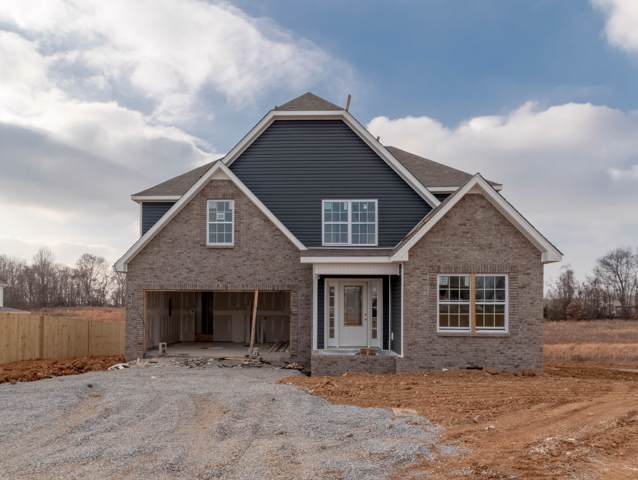 1356 Harmon Lane, Clarksville, TN 37042 (MLS #RTC2102055) :: Village Real Estate