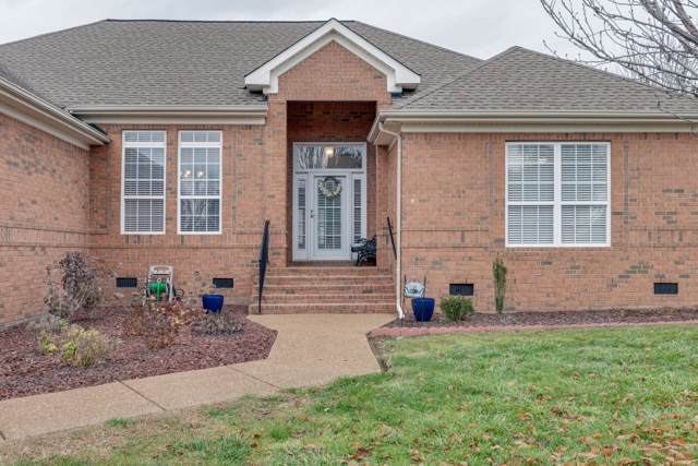 4104 Chancellor Dr, Thompsons Station, TN 37179 (MLS #RTC2103016) :: Village Real Estate