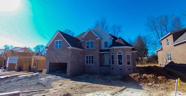 2029 Lequire Ln Lot 221, Spring Hill, TN 37174 (MLS #RTC2104134) :: Village Real Estate