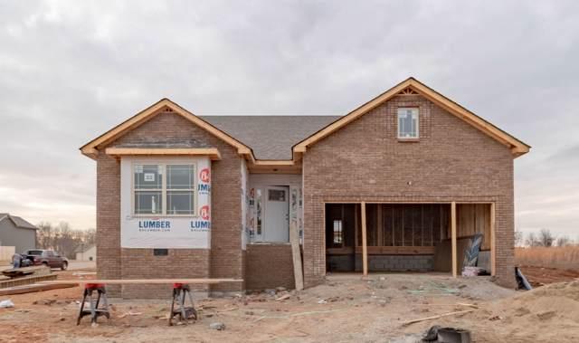 1200 Elizabeth Lane, Clarksville, TN 37042 (MLS #RTC2104190) :: The Miles Team | Compass Tennesee, LLC