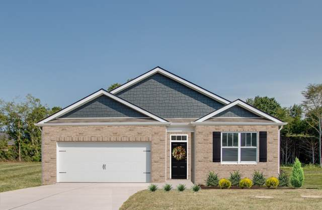 254 William Dylan Drive #93, Murfreesboro, TN 37129 (MLS #RTC2104712) :: Christian Black Team