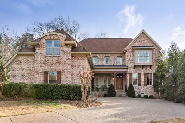 4636 Villa Green Dr, Nashville, TN 37215 (MLS #RTC2106248) :: The Miles Team | Compass Tennesee, LLC