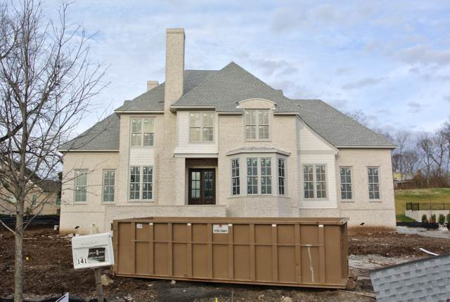 1412 Newhaven Drive (Lot #141), Brentwood, TN 37027 (MLS #RTC2108573) :: Nashville on the Move
