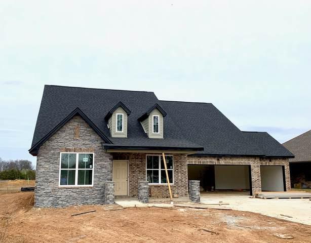 2527 Parkwood Drive, Murfreesboro, TN 37128 (MLS #RTC2112938) :: Team Wilson Real Estate Partners