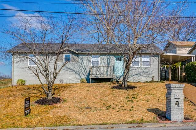 610 Putnam Dr, Nashville, TN 37218 (MLS #RTC2114634) :: Village Real Estate