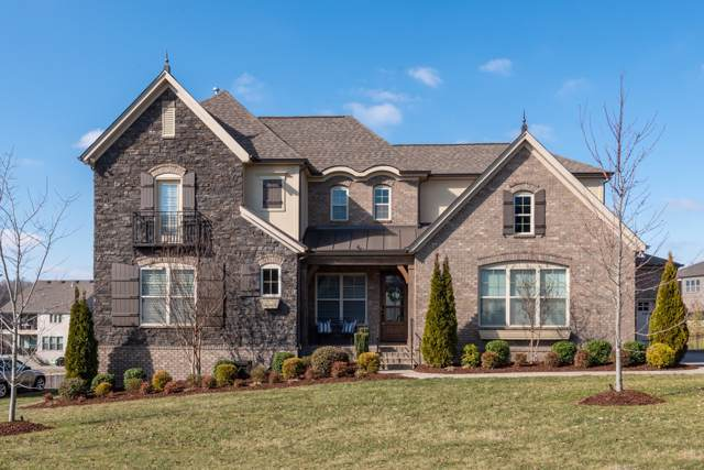 1205 Bobwhite Trl, Nolensville, TN 37135 (MLS #RTC2115835) :: Village Real Estate