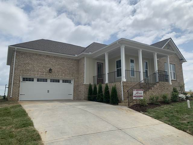 245 Star Pointer Way, Spring Hill, TN 37174 (MLS #RTC2117276) :: Exit Realty Music City