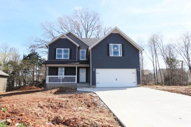1345 Sussex Dr, Clarksville, TN 37042 (MLS #RTC2118351) :: Benchmark Realty