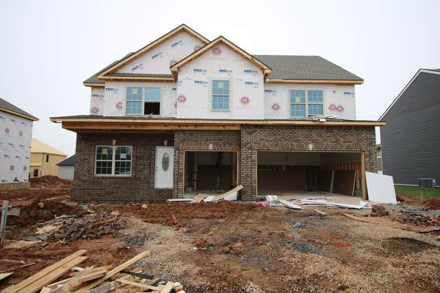177 The Groves At Hearthstone, Clarksville, TN 37040 (MLS #RTC2121078) :: The Matt Ward Group