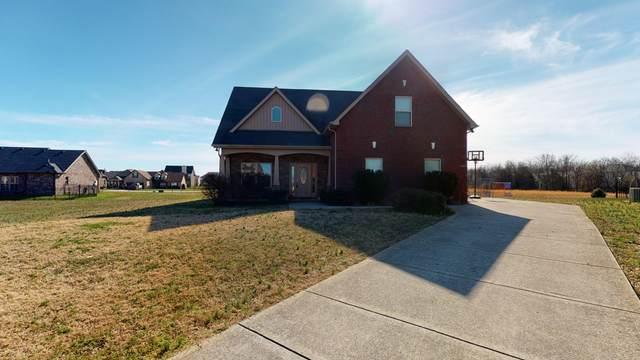 1419 Davy Crockett Dr, Murfreesboro, TN 37129 (MLS #RTC2124597) :: Berkshire Hathaway HomeServices Woodmont Realty
