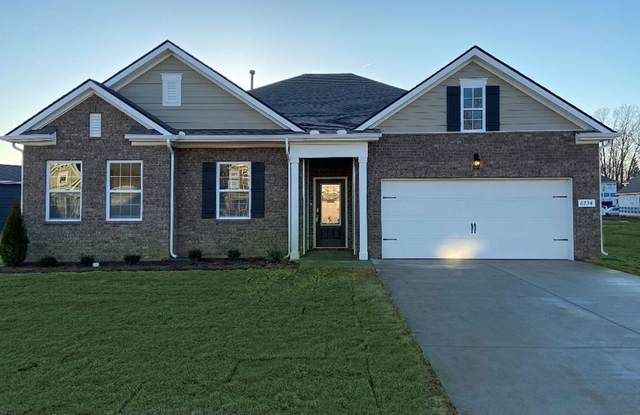 1107 Black Oak Drive, Murfreesboro, TN 37128 (MLS #RTC2126623) :: Oak Street Group