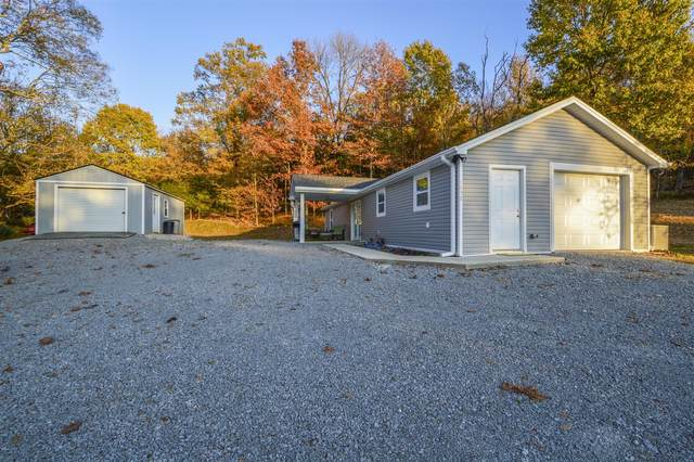 1030 Rambo Hollow Rd, Lewisburg, TN 37091 (MLS #RTC2127738) :: Village Real Estate