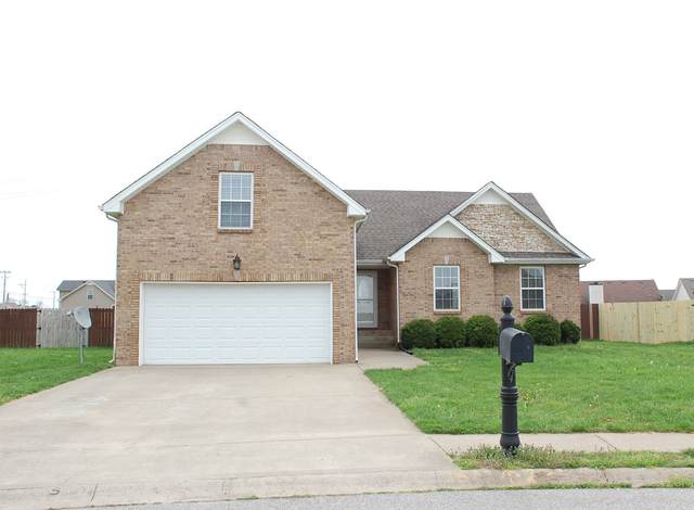 1049 Chardea Dr, Clarksville, TN 37040 (MLS #RTC2130666) :: Oak Street Group