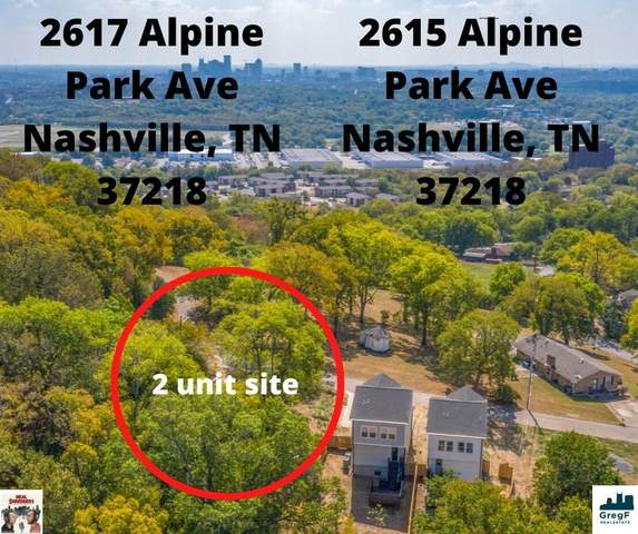 2615 Alpine Park Ave, Nashville, TN 37218 (MLS #RTC2131456) :: Oak Street Group