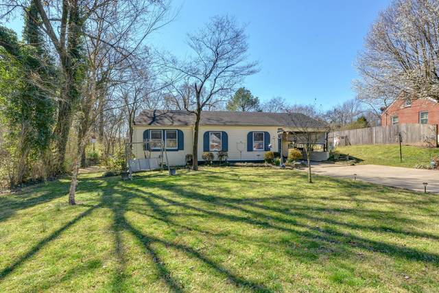 111 Draper Dr, Goodlettsville, TN 37072 (MLS #RTC2132025) :: RE/MAX Homes And Estates