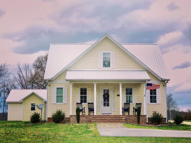 2158 Little Hurricane Road, Winchester, TN 37398 (MLS #RTC2132112) :: Nashville on the Move