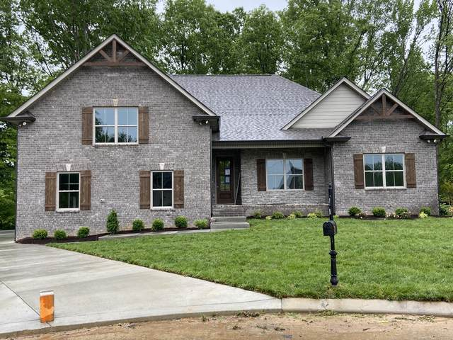 5047 East Mayflower Ct., Greenbrier, TN 37073 (MLS #RTC2132384) :: HALO Realty