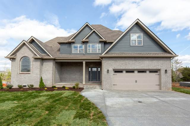 1100 Chagford Drive, Clarksville, TN 37043 (MLS #RTC2133233) :: The Miles Team | Compass Tennesee, LLC