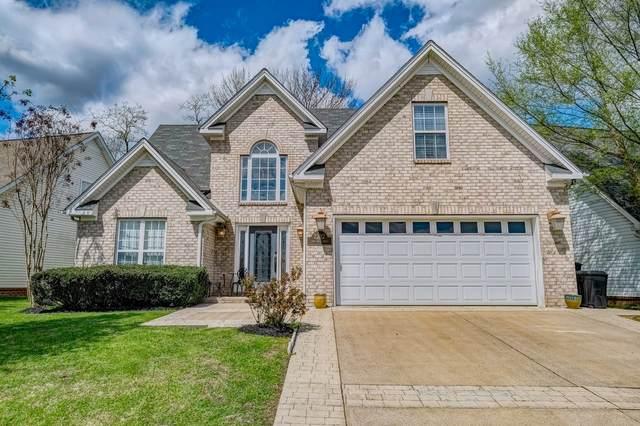 2382 Oak Hill Dr, Murfreesboro, TN 37130 (MLS #RTC2136111) :: John Jones Real Estate LLC