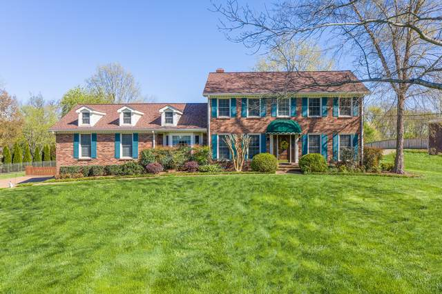 1014 Steeplechase Dr, Brentwood, TN 37027 (MLS #RTC2136160) :: Nashville on the Move