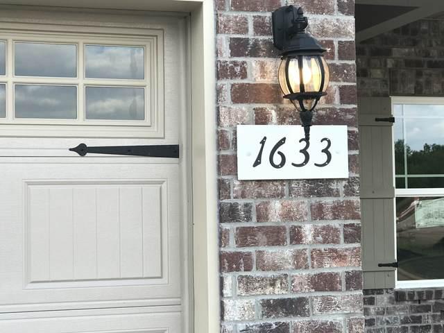 1633 Allwood Avenue (Lot 445), Murfreesboro, TN 37128 (MLS #RTC2138248) :: Benchmark Realty